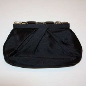 8b6dfba534ca04 ... low price prada bags nwot prada jeweled satin clutch bag badc2 a04b5